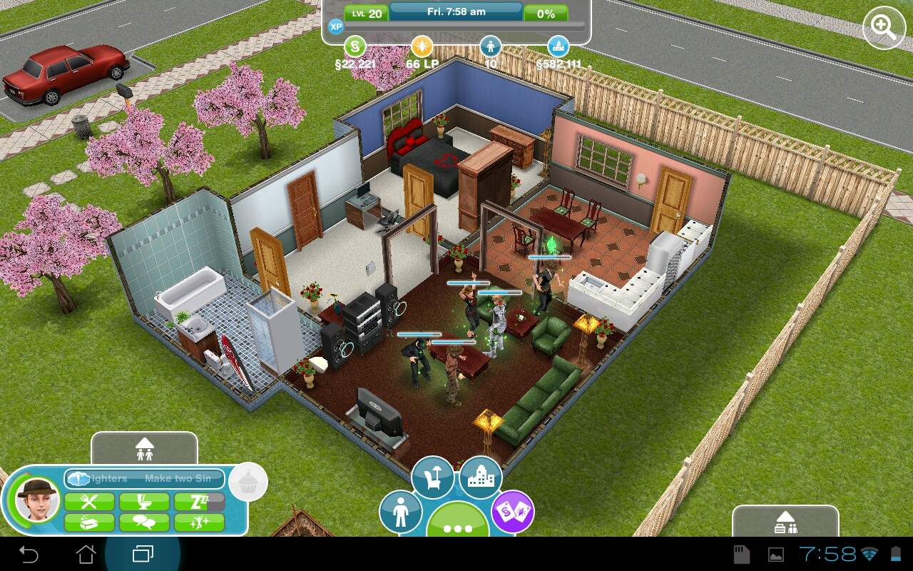 Sims Online Multiplayer The Sims Freeplay Cheats