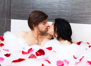 morning-romance-love-petals-in-bathroom