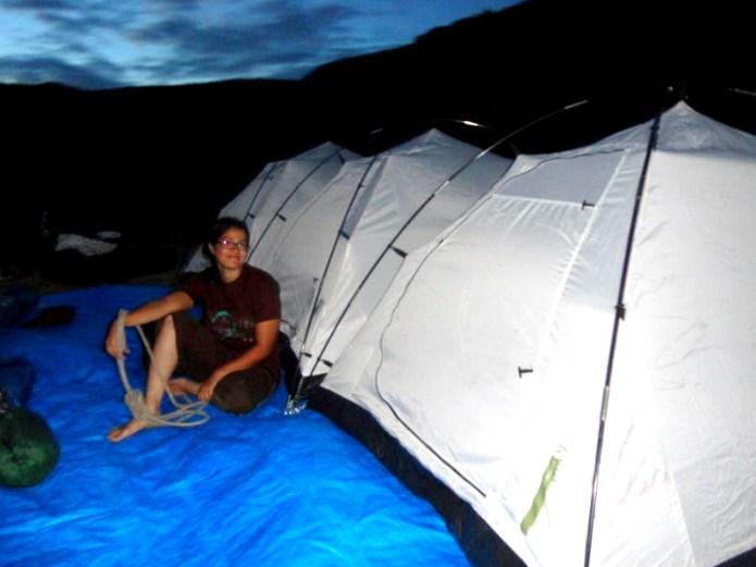 Jamila Camping