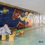 Delhi Street Art - Hanuman jee and a few other thoughts