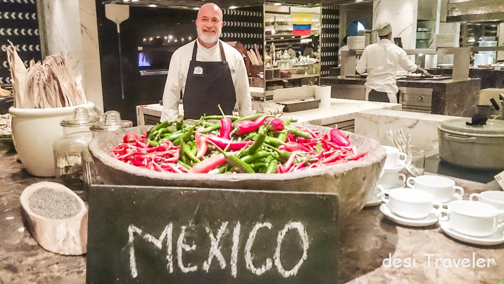Chef Gerardo Vasquez Lugo