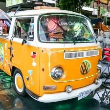 A Volkswagen Kombi in Koh Samui