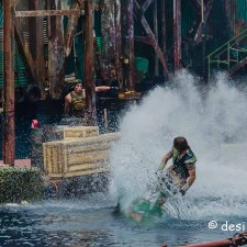 Waterworld Sea War at Universal Studios Singapore