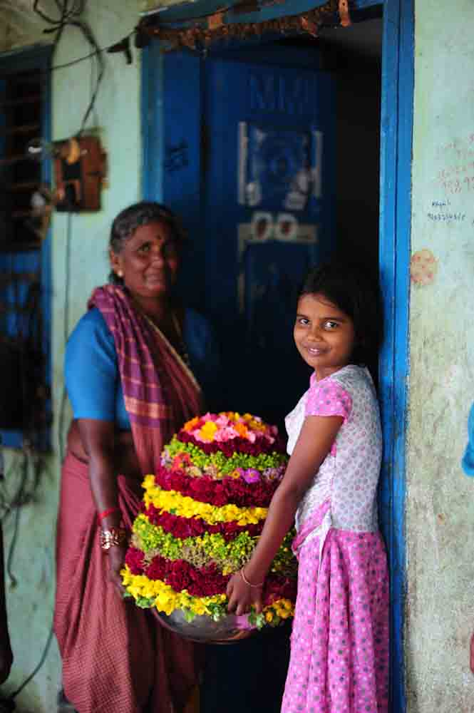Bathukamma rituals and tradtions