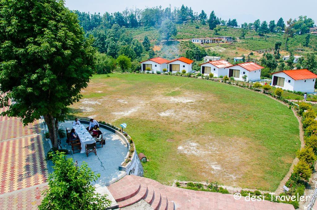 Chaukori Guest house Kumanon Mandal Vikas Nigam