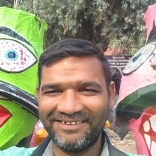 The Selfie of Ravan Maker