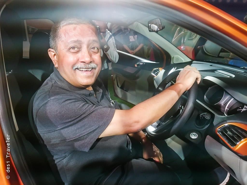 Arvind Passey Zica Tata Motors