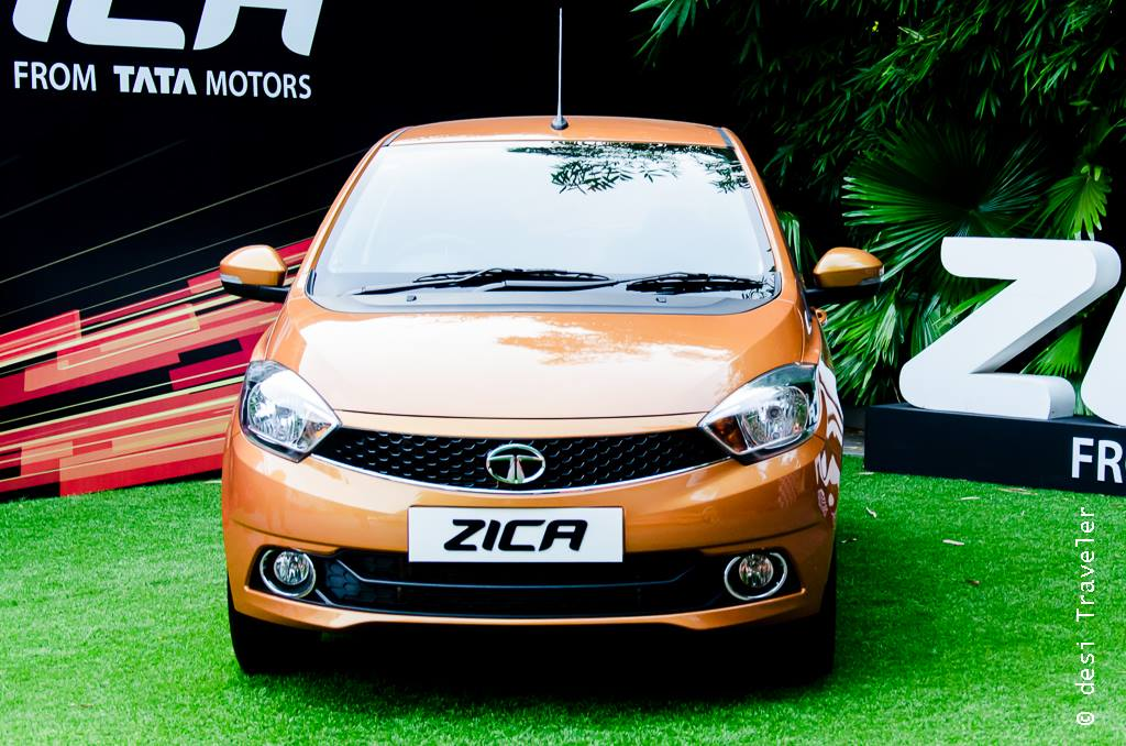 Zica Launch Tata motors