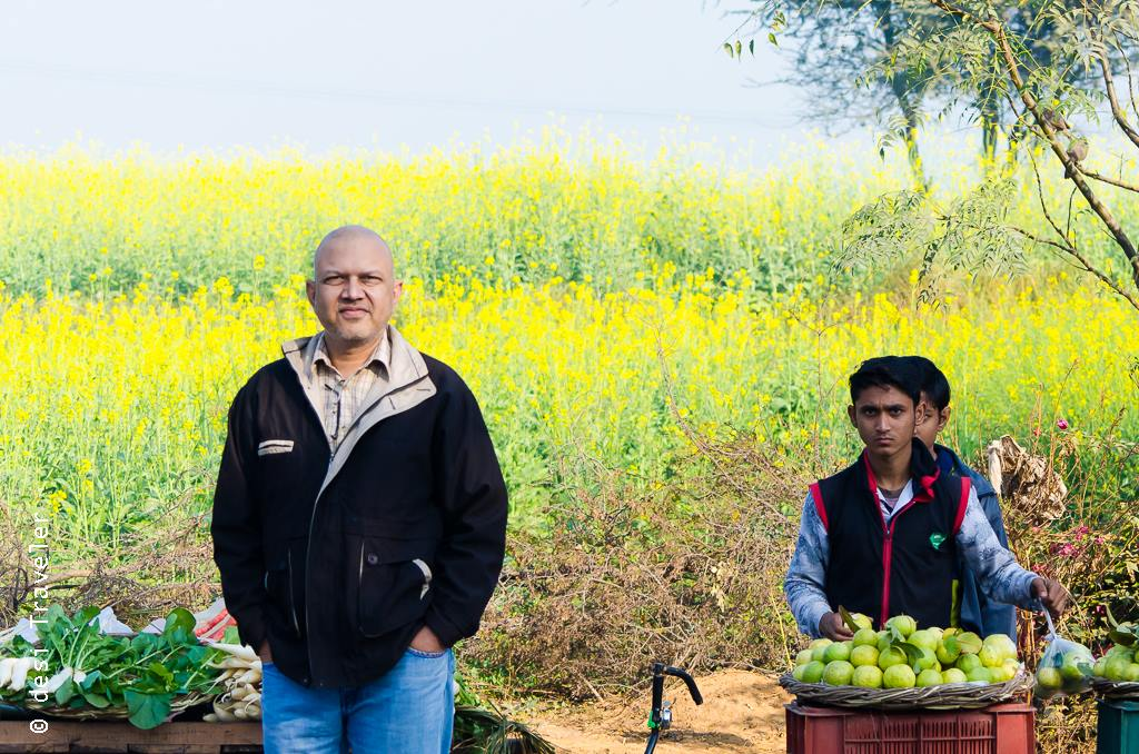 Pankaj Garg in Sarson Ke Khet