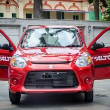 Let us Go to Kolkata with Alto 800