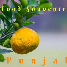 FOOD SOUVENIRS FROM PUNJAB