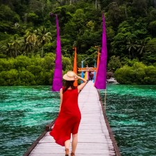Raja Ampat Dive Lodge West Papua Indonesia- A Review By desi Traveler