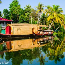 Review of Houseboat Stay in Backwaters of Kerala