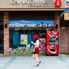 desi Traveler Explores Chinatown Singapore