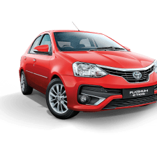 New Platinum Etios from Toyota India
