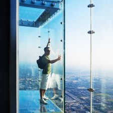 Burj Khalifa and the Zen of Vertigo Management