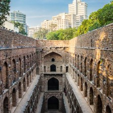 A Visit To Agrasen Ki Baoli in New Delhi