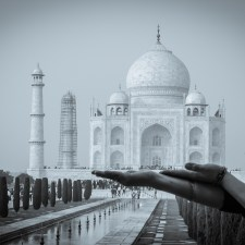 A Road Trip From Gurgaon To Agra To See THE TAJ MAHAL