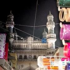 Ramazan Night Market- Charminar Hyderabad