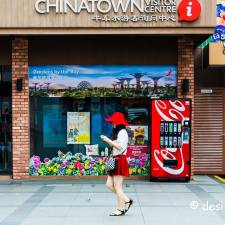 desi Traveler Explores Chinatown Singapore