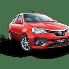 New Platinum Etios from Toyota India