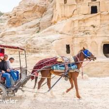 Petra: The Magical, Mystical and Mythological UNESCO World Heritage