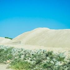 Salt Pans of Tal Chapar Rajasthan