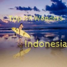 Trip of Wonders to Indonesia on Instagram