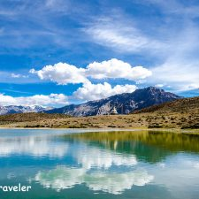 Dhankar Lake Trek in Spiti