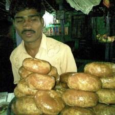 Desi Doughnuts-An Indian Sweet discovered