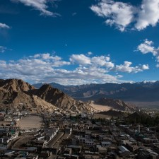 Stunning Ladakh Time Lapse Captured by Somabrata Pramanik