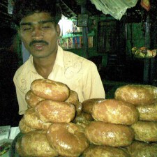 Desi Doughnuts-An Indian Sweet discovered