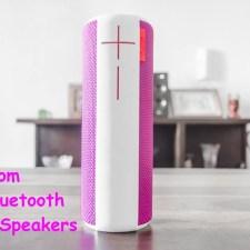 UE BOOM Bluetooth Speakers Review