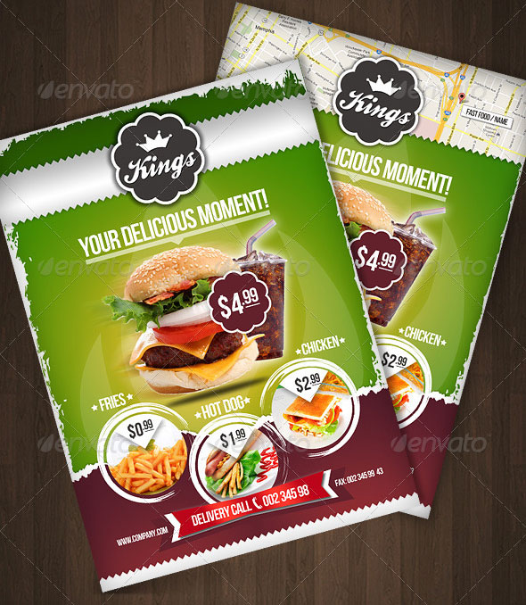 Food Flyer Template - Resume Template Sample - food flyer template