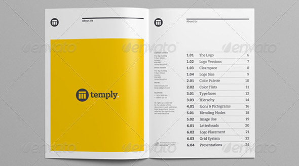 User Manual Design Template Images - Template Design Ideas