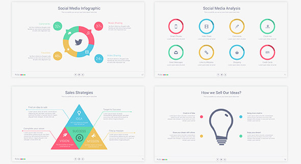 35 Cool Powerpoint Templates For Analytics Presentation \u2013 Desiznworld