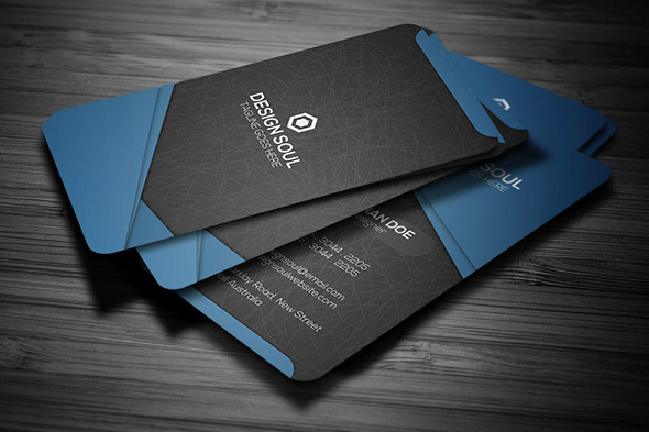 networking business card