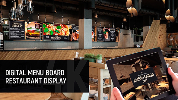 Logo Mockup After Effects 22 Cool After Effects Templates For Restaurant – Desiznworld