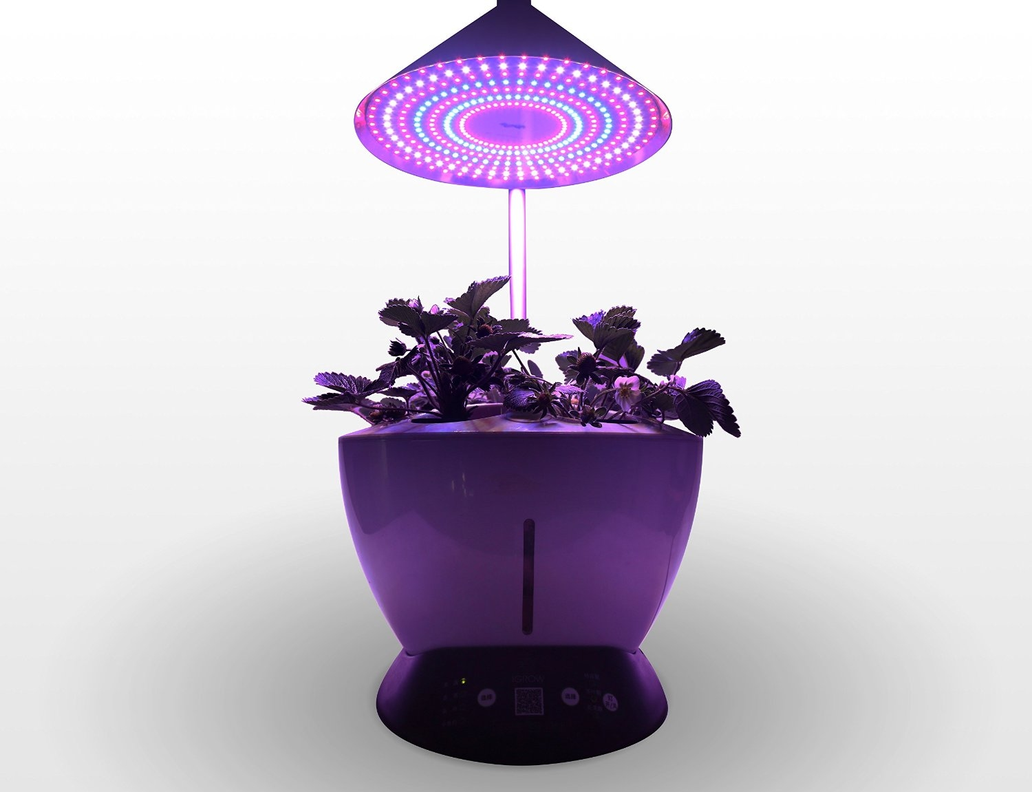 Led Verlichting Growshop Urbangreen I Grow 6 Led Wit