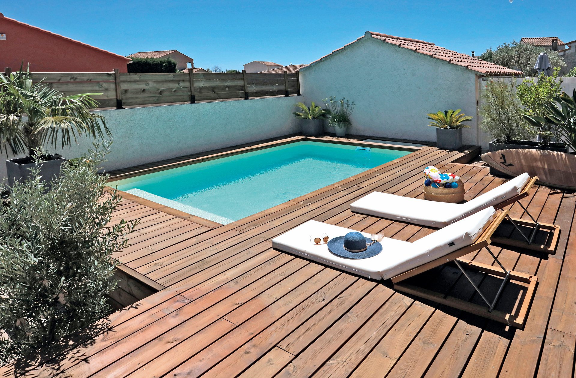 Pool Garten Mit Abdeckung Pool Bildgalerie Swimmingpool Referenzen Desjoyaux Pools