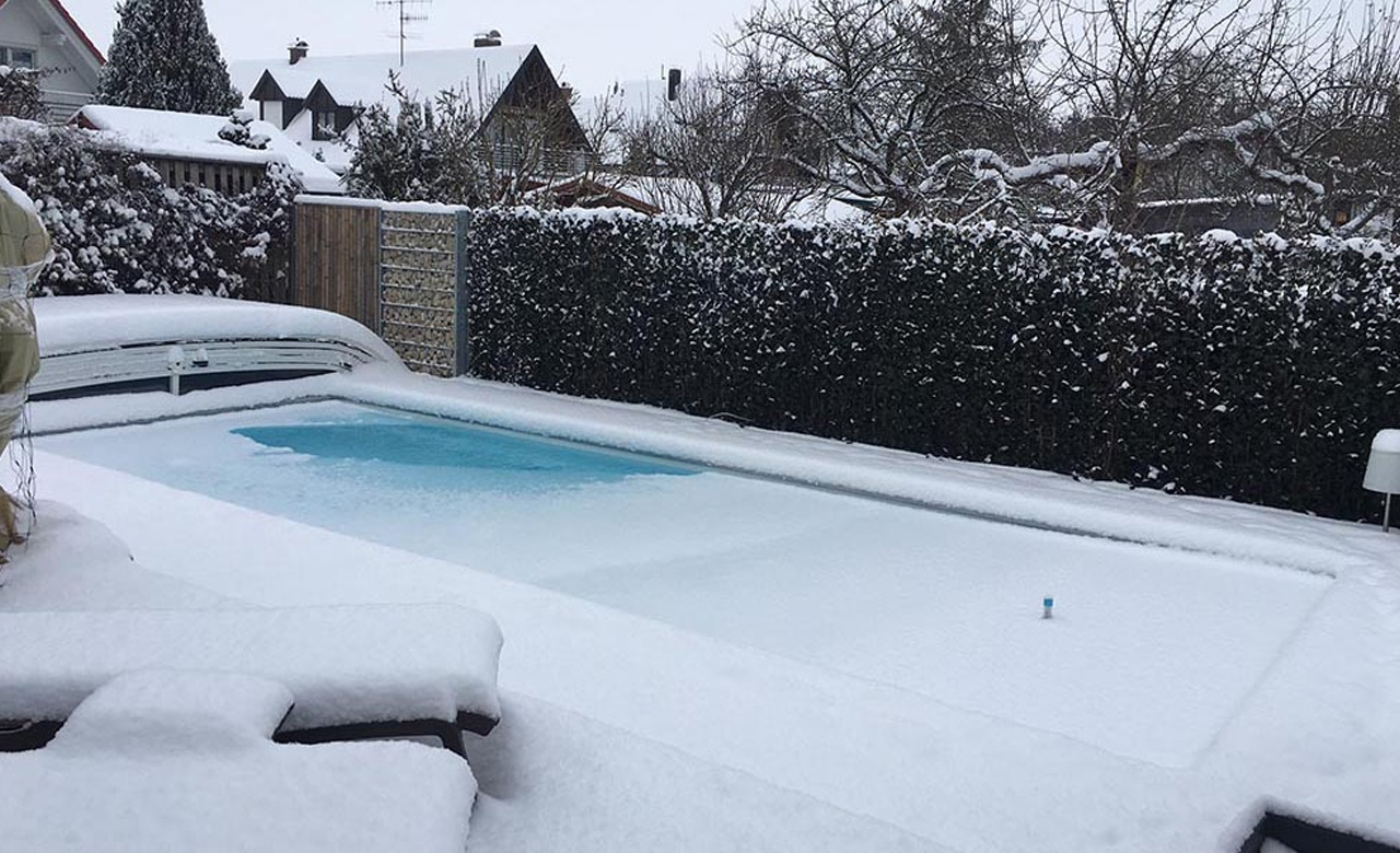 Poolpflege Im Winter Pool Service Desjoyaux Pools