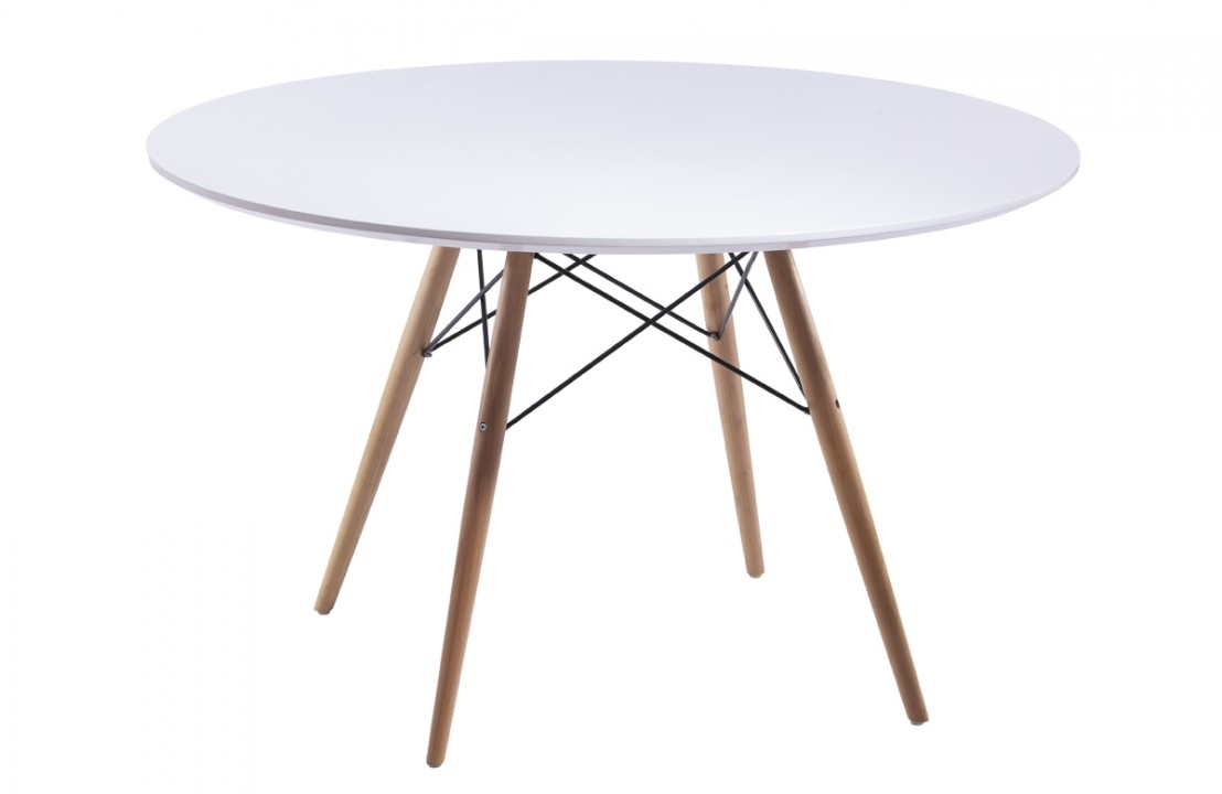 Table Ronde 80 Cm Table Ronde Replica De Eams Tower 110cm Maison Et Decoration