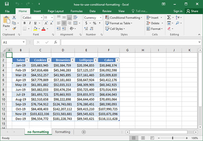 How To Use Conditional Formatting in Excel Deskbright