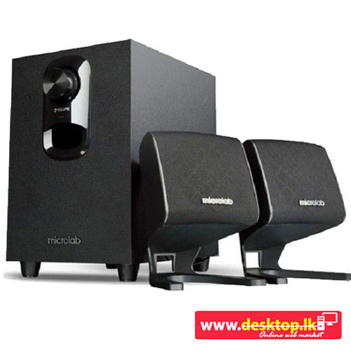 Microlab M-108U Subwoofer 21 \u2013 Desktop Computers