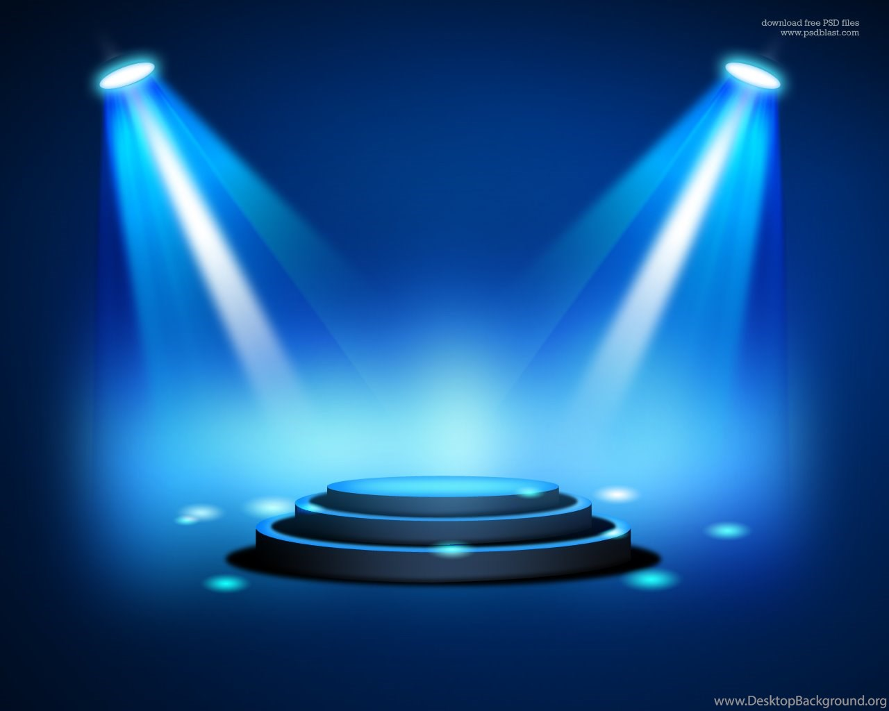 Spots Verlichting Stage Lighting Backgrounds With Spot Light Effects Psd