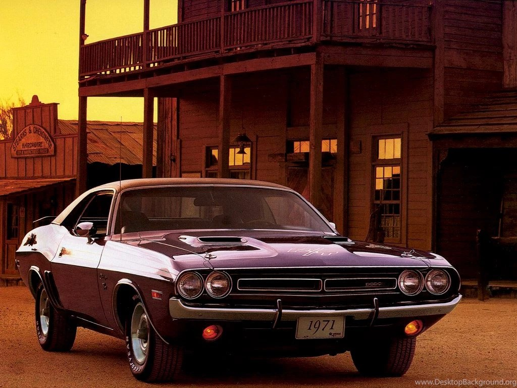 Dodge Challenger 1970 Wallpaper Dodge Challenger 70 Wallpapers Taringa Desktop Background