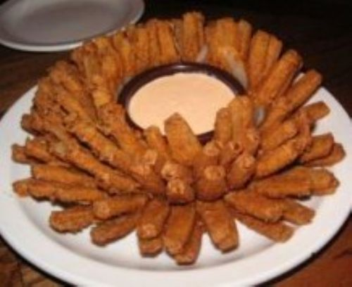 Wine Rack Outback Steakhouse™ Bloomin Onion Recipe