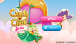 Play Candy Crush Saga Jelly