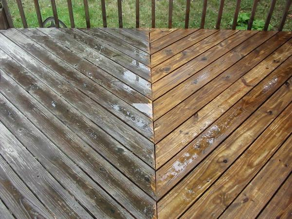 Deck Cleaning In Des Moines Ia