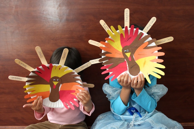 5 Fun Thanksgiving Turkey Crafts For Your Kids Des
